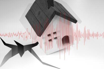 住宅の耐震性能イメージ