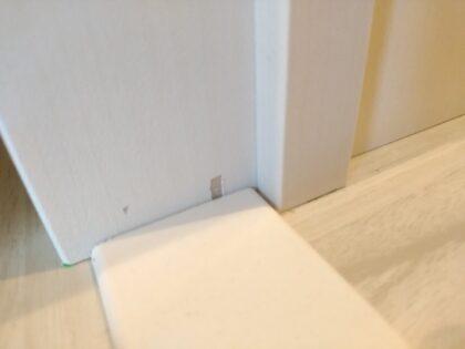 タクトホームの物件 - 壁紙のやぶれ