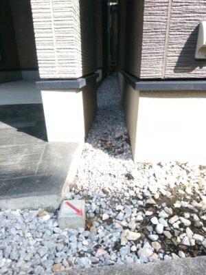 ライブリーハウス の新築 - 隣地との離隔距離にも注意