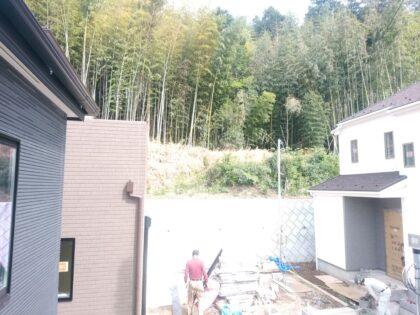 アオイ建設 の 新築一戸建て (町田市) - 高台の立地なので洪水の心配はありません