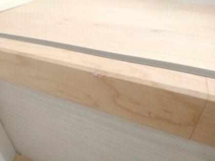 東栄住宅 の新築一戸建てを 建物診断 - 細かな傷①