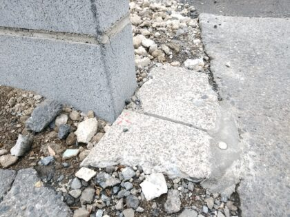 タクトホームの新築一戸建て(立川市) - 道路後退に関して