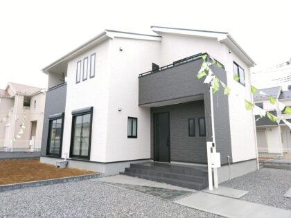 一建設 (久喜市)の 新築一戸建て - 広々とした郊外の物件