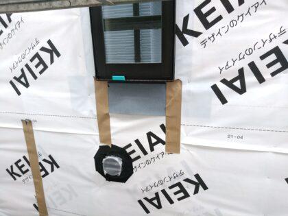 ケイアイスター不動産 (伊奈町) の 新築一戸建て - 防水シート