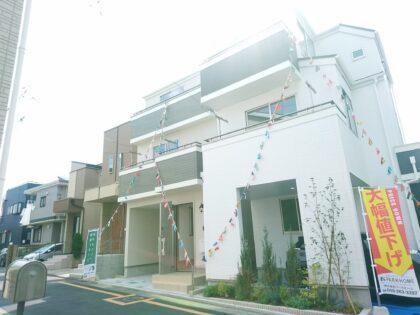 飯田産業(さいたま市) 新築一戸建て - さいたま市では珍しいハザードマップ該当なしの物件です。