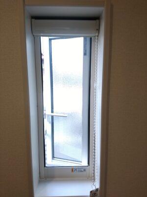 東栄住宅 (松戸市) の新築一戸建てを 建物診断 - 網戸が標準装備