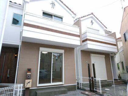 イーカム (茅ヶ崎市) の新築一戸建て - 南プロバンス風のデザイン