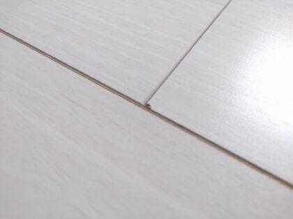 一建設(鴻巣市)の新築一戸建て - 床のキズ