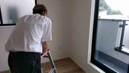 ケイアイスター不動産(横浜市) の 新築一戸建て - 床の水平・壁の鉛直測定