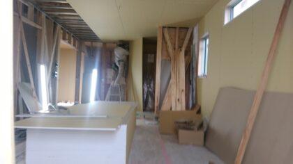 アイディホーム(八王子市) の 新築一戸建て - 建築中です
