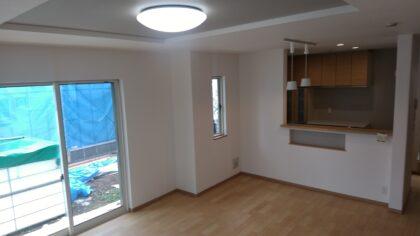 アスティーク(立川市)の新築一戸建て ー 近隣のモデルルームに移動しました
