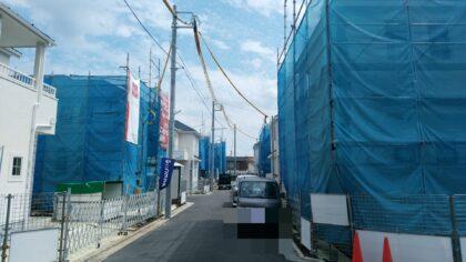 アスティーク(立川市)の新築一戸建て
