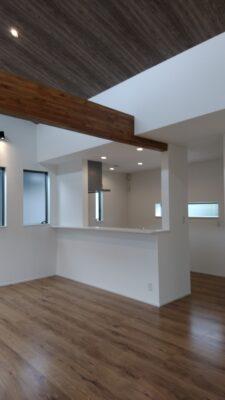誠賀建設(立川市)の新築一戸建て-2階リビング