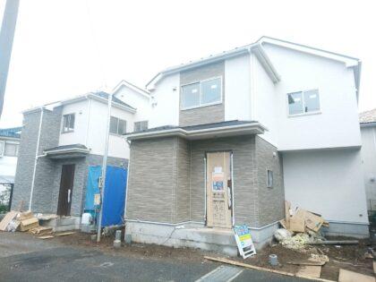 東栄住宅(習志野市)の新築一戸建て-外観