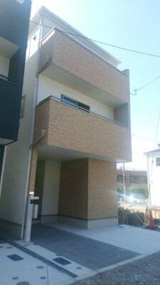 タクエ―(横浜市)の新築一戸建て-外観