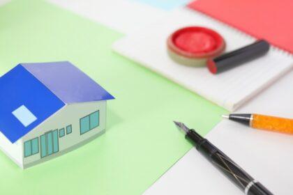 住宅の契約と引渡しイメージ