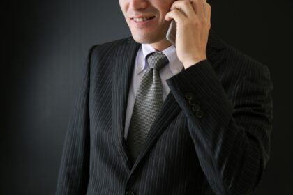 営業電話のイメージ