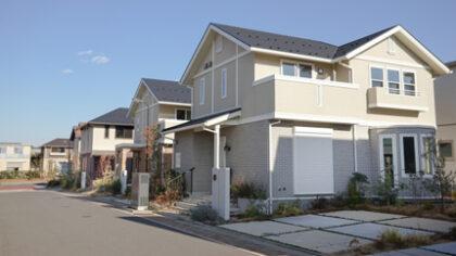 建売分譲住宅のイメージ