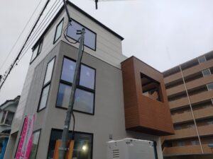 三栄建築設計 の新築一戸建て(越谷市) - とてもおしゃれな外観