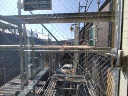 Jホーム で建築中の新築分譲住宅 (板橋区) 未完成状態で完売