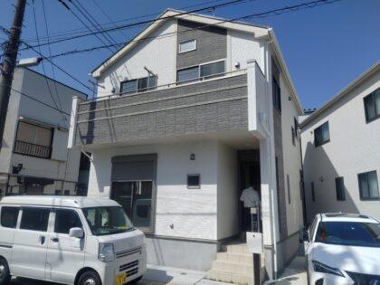 東栄住宅 は、 残金決済後に現地で最終補修確認をしてくれます