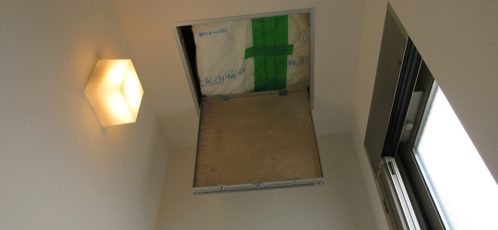 天井裏点検口